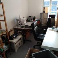 Einblick Elektronikwerkstatt